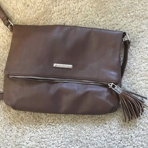 Nine West vegan leather crossbody bag